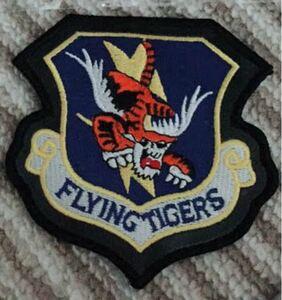 パッチ U.S.AirForceフライングタイガース 74TH ワッペン FLYING TIGERS A-2/N-2B/N-3Bにどうぞ