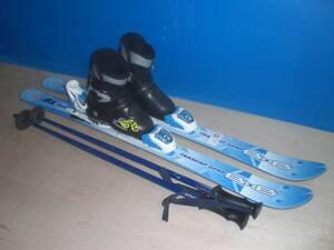 [  На следующий день  Доставка  да  ]  *  дети  использование  лыжи  набор  *  ( 108/21.5/80 )  * 263