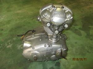 ドカッテ125S実働エンジン