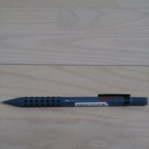新品未使用 即決 ぺんてる シャープペン スマッシュ グレーブルー軸 限定色 Pentel smash Q1005-4A