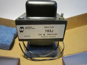 トランス HAMMOND MANUFACTURING 193J *1個(未使用長期保存品)①
