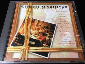【送料込】【国内盤】ギルバート・オサリバン / ザ・グレイテスト・ヒッツ