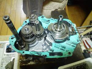モンキー系 横型エンジンの 組み付け OH、チューニングします! 検索用 武川、ヨシムラ、キタコ、デイトナ、シフトアップ