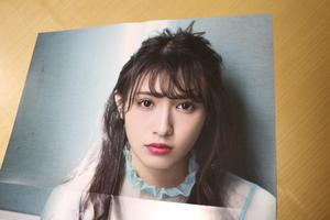 ポスター 欅坂46 渡辺梨加 2