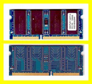 SDRAM PC100 CENTURY 128MB Note for memory * Junk rare price #2