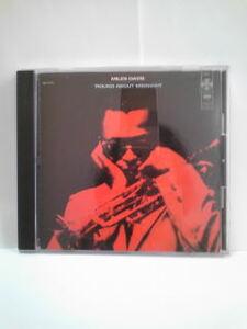 中古CD☆ マイルス・デイヴィス Miles Davis / 'ROUND ABOUT MIDNIGHT