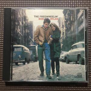 ボブ・ディラン THE FREEWHEELIN' BOB DYLAN 米国盤CD