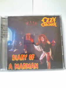 中古CD☆オジーオズボーン/ Diary of a Madman / Ozzy Osbourne