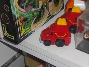 ◆激渋!絶版◆プルバックカー『ボックスQ:マックトイ?』【BOX箱市】