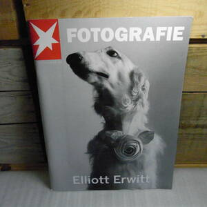 Fotografie No.39 Elliott Erwitt / エリオット・アーウィット シミ(濡れ跡)有 小冊子付属