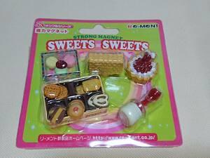 リーメント ぷちサンプル Sweets sweets スイーツスイーツ  マグネット  2007年 新品未開封 送料140円~
