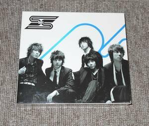 即決★SS501 CD+DVD 警告 1st Single