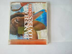 DANCEHALL LOVERS ENCORE HOT RAGGAE TRAX レゲエ CD レンタル品