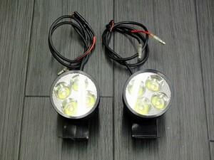 汎用 LEDフォグランプ F