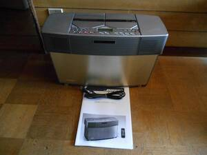 Bluetooth再生BOSE ACOUSTIC WAVE STEREO MUSIC SYSTEM AWM CD カセット良希少中古