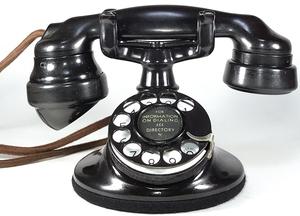 実働!1920'sアンティーク電話機/ランプ/古道具/店舗什器/工業系/ビンテージ/デスク/アトリエ/o.c.white/gras/ravel【華麗なるギャツビー】