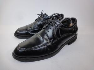 【マドラス】本物 madras 靴 24.5cm 黒 Uチップ ビジネスシューズ 外羽根式 本革 レザー 男性 メンズ 日本製