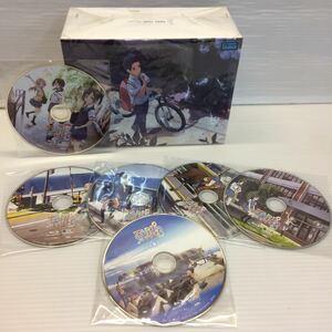 ◆[Blu-ray] TARI TARI 全6巻セット 収納BOX付き 中古品 syadv004797