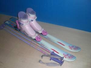 [  На следующий день  Доставка  да  ]  *  дети  использование  лыжи  набор  *  ( 107/18.5 место /90 )  * 274