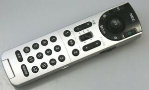 NEC RRC9000-5401LC remote control * operation ok