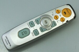 remote control Carrozzeria Pioneer CXC1295 operation ok