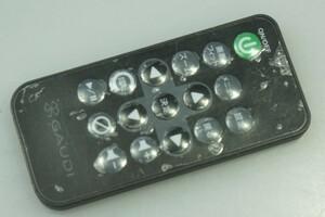GAUDIga ude . card remote control corresponding type unknown * operation OK *