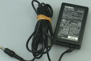 # Casio #AC adapter # AD-C50J # * operation OK