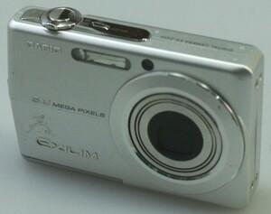 CASIO EX-Z600 digital camera