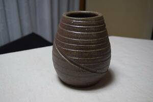 i... san finest quality goods Bizen . vase flower .. less scratch selling out