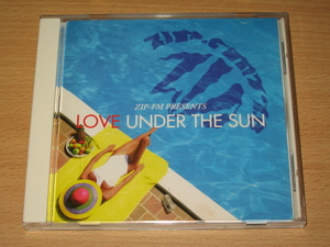 CD「ZIP-FM presents ラヴ・アンダー・ザ・サン」