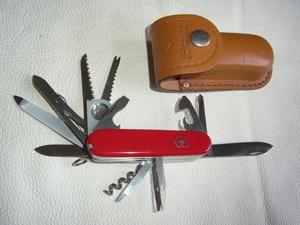 *  Неиспользованный  1970 год  поколение   Кожа  произведено  дело  есть  может!  Victorinox    14 ...