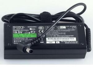 新品 即日発送 SONY VAIO SVF153B1GN SVF153B18N SVF15317DJW  電源 ACアダプター 19.5V 4.7A 電源コード付き