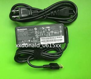 新品 即日発送 レノボ Lenovo G50-30 80G0 用電源ACアダプター 充電器 20V 2.25A  電源コード付き