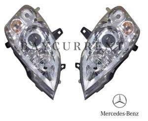 【正規純正品】 メルセデスベンツ キセノン ヘッドライト 左右 SET Vクラス W639 V350 6398202561 6398202661 ヘッドランプ
