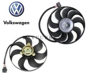 【正規純正OEM】 フォルクスワーゲン ラジエーター 電動ファン セット VW ニュービートル ルポ ポロ ボーラ ゴルフ4 6X0959455C 1C0959455C
