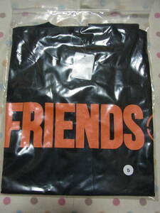 VLONE ヴィローン Fragment Design THE PARKING GINZA FRIENDS TEE Tシャツ 黒 S