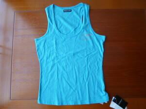 ◆ EMPORIO ARMANI アルマーニインポートシャツ ワコールのライセンス輸入品 M ブルー NIA-130 展示品