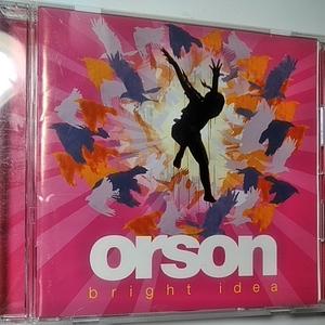 CD オルソン ブライト アイデア☆ひらメキ! Orson 国内盤 解説 歌詞 対訳 帯付き 美品