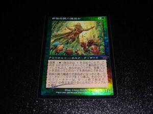 FOIL/部族の腕力魔道士/Tribal Forcemage/日本語版/MTG1枚 B