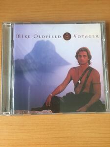 マイク・オールドフィールド VOYAGER ドイツ盤CD