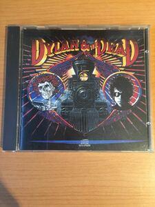 ボブ・ディラン & グレイトフル・デッド 『ディラン&ザ・デッド』(Dylan & the Dead) 米国盤CD