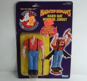 80's Ghostbusters ゴーストバスターズ HARD HAT HORROR モンスター 人形 未開封品 kenner社製 オールドケナー ビンテージ