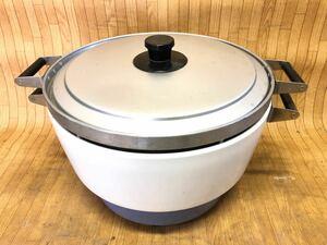 長野発!LPガス用 業務用 パロマ PR-6号AK 炊飯器現状ジャンク品