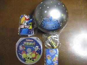 ★【非売品】森永製菓 おもちゃのカンヅメ 宇宙缶