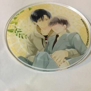 sea . company ×Gratte anime ito Cafe glate Kichijoji GUSH limitation with compensation privilege acrylic fiber Coaster black rock chi is ya postage 164 jpy .510 jpy