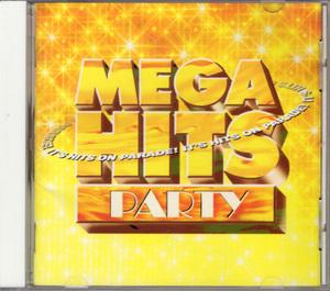 CD「MEGA HITS~PARTY」 送料込