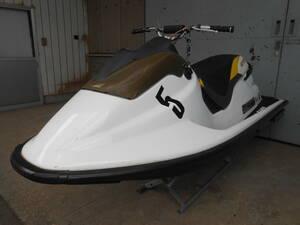 sea doo シードゥ SPX カーボンハル新造艇 完全なレース艇