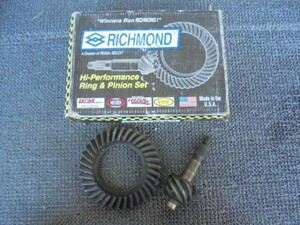 * new goods!* 1973 year ~1982 year FORD Ford Bronco RICHMOND diff ring gear pinion gear set 34:7 4.857 / G2-905