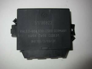 Fiat 500 chin ke changer totsu Ine a lounge ABA-31209 312A2 parking sensor back sonar control unit 15-1-19