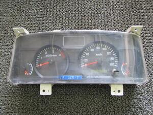 # 8416-11 ★ いすゞ エルフ スピード メーター 走行距離 34万キロ SKG-NLR85AN